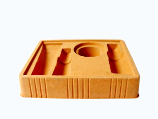 植绒内盒pvc吸塑盒植绒托盘植绒内托