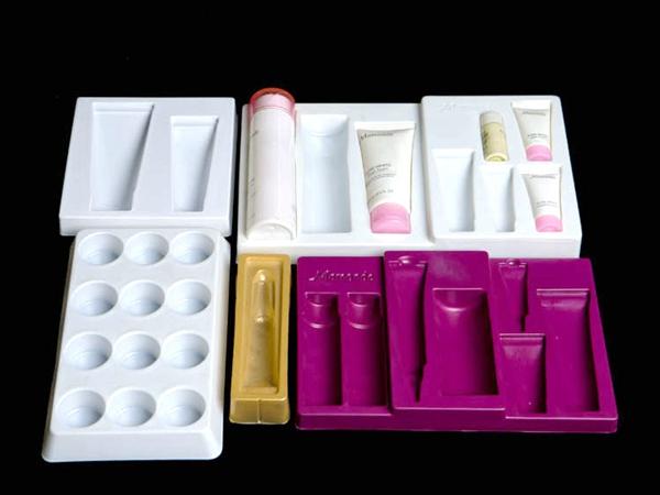 化妆品ps吸塑内托,保护和衬托作用