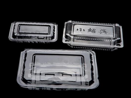 食品行业bops吸塑包装盒