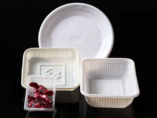 食品行业pp吸塑餐盘
