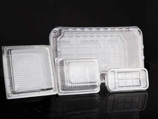 pvc食品吸塑盒