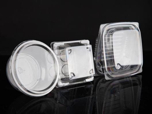 底面套盒pet食品吸塑盒